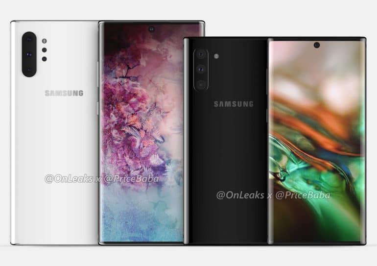 Названа дата анонса смартфона <b>Samsung Galaxy</b> Note10 - ITC.ua