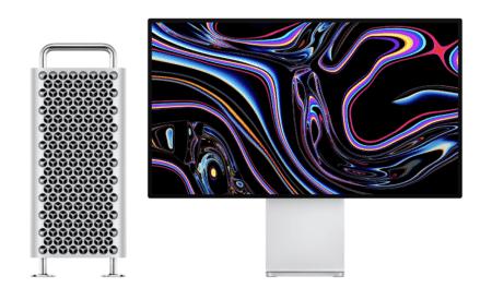 Apple наконец-то показала обновленный Mac Pro, а вместе с ним и новый монитор Pro Cinema XDR