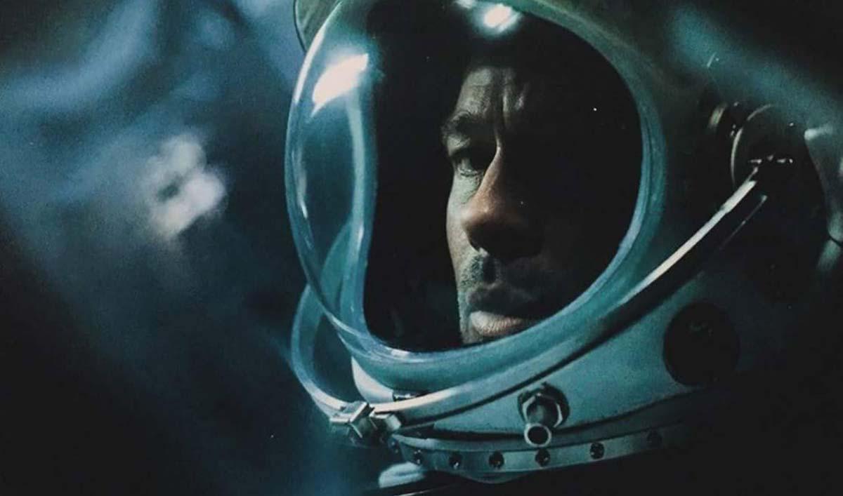 Опубликован дебютный трейлер научно-фантастической драмы Ad Astra  К звездам с Брэдом Питтом в главной роли