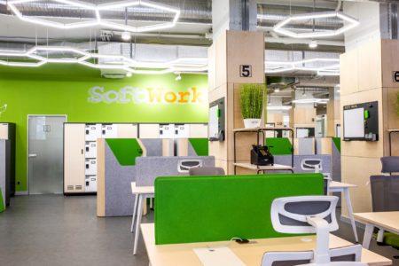 Soft Work — новый формат коворкинга. Открытие в г. Днепр