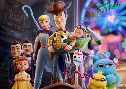 Мультфильм Toy Story 4 / «История игрушек 4» собрал за первый уикэнд $118 млн в кинотеатрах США, показав лучший старт франшизы и третий результат за весь 2019 год