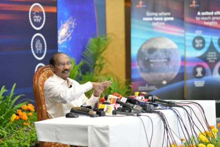 Индия планирует запустить собственную орбитальную космическую станцию к 2030 году