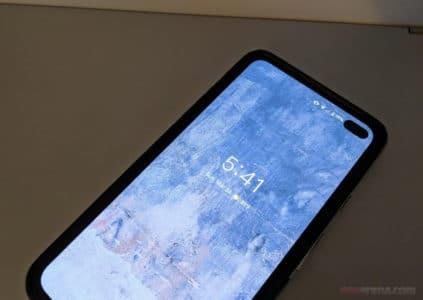 «Живые» фотографии смартфона Google Pixel 4 демонстрируют отверстие в дисплее для камеры и более тонкие рамки
