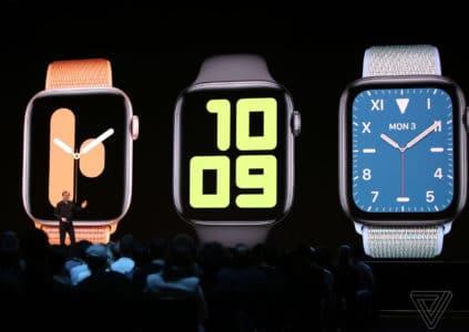 В watchOS 6 появились новые циферблаты, магазин приложений для часов и контроль менструального цикла