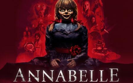 Рецензия на фильм «Аннабель 3» / Annabelle Comes Home