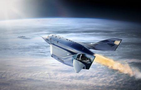 Virgin Galactic станет первой публичной компанией в сфере космического туризма