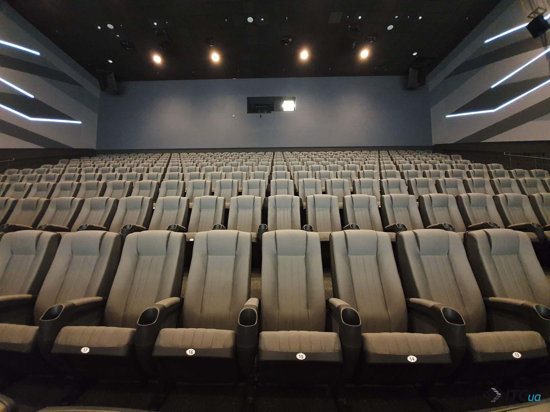 Лазер класса 4: Как выглядит кинозал и проектор IMAX with Laser в «Планете Кино»