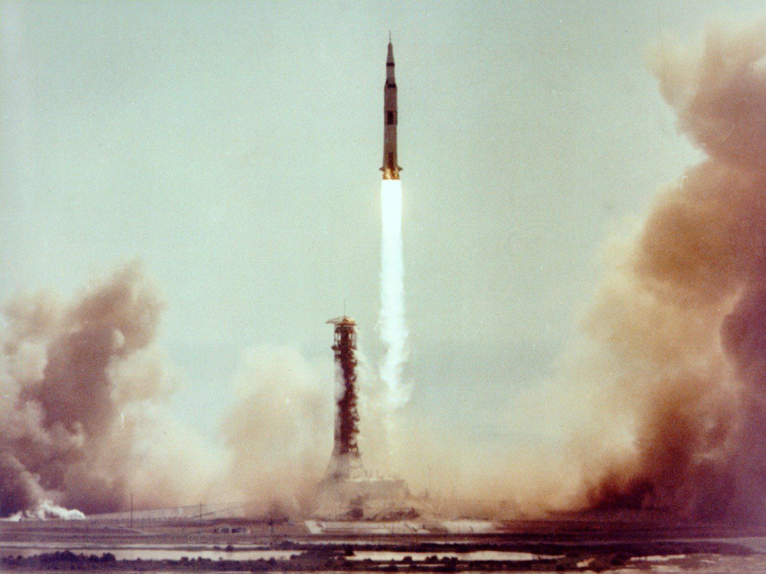 50 лет со дня первой высадки человека на Луну🌑🚀