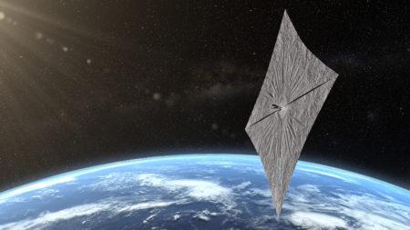 Аппарат Lightsail 2 прислал первые фотографии с орбиты