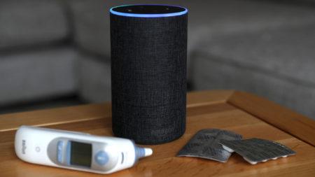 В Великобритании Alexa будет давать проверенные медицинские советы от специалистов службы здравоохранения страны