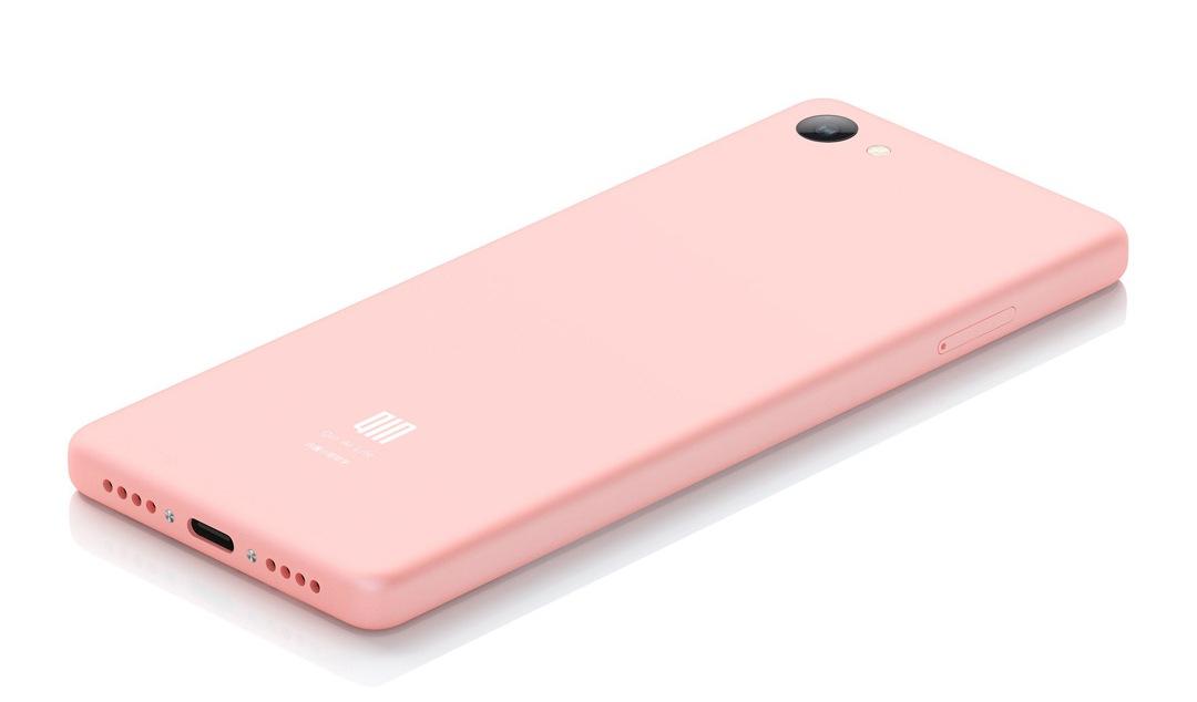 Ультрабюджетный смартфон Xiaomi Qin 2 получил вытянутый дисплей