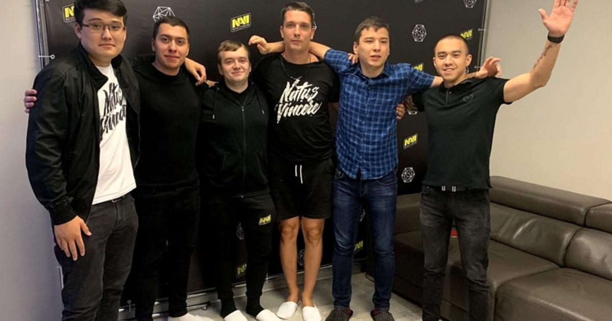 Natus Vincere (Na'Vi) выступят на чемпионате The International 2019