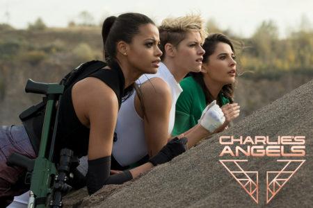 Первый трейлер комедийного боевика Charlie's Angels / «Ангелы Чарли» с Кристен Стюарт, Наоми Скотт и Эллой Балински [видео]