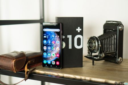 В Украине смартфоны Samsung Galaxy S10 продаются на 25% лучше, чем Galaxy S9. На долю Galaxy S10+ приходится 52% всех продаж