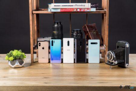 Голосование: сравниваем камеры iPhone Xs, Galaxy S10+, Xperia 1, OnePlus 7 Pro и Huawei P30 Pro (завершено)