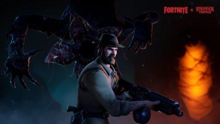 В честь премьеры Stranger Things 3 разработчики Fortnite выпустили скины шерифа Хоппера и Демогоргона, но не стали создавать спецрежим
