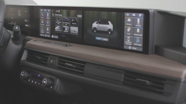Электромобиль Honda получит цифровую приборную панель из пяти экранов 01