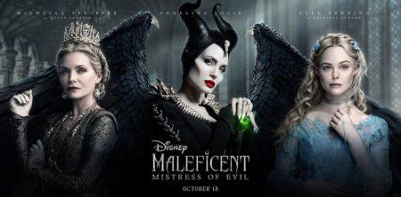 Полноценный трейлер фильма Disney «Малефисента: Владычица тьмы» с Анджелиной Джоли, Эль Фэннинг и Мишель Пфайффер
