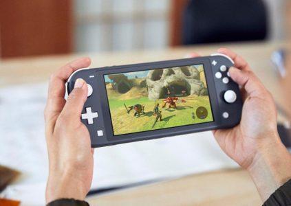 Анонсирована Nintendo Switch Lite — новая компактная консоль с несъемными джойстиками, отсутствием подключения к ТВ и стартом продаж в сентябре по цене $199