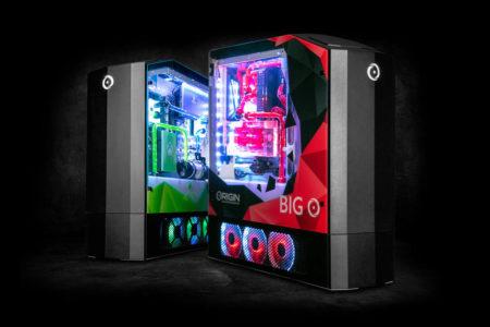 Origin PC собрал геймерскую станцию Big O, объединяющую ПК с NVIDIA TITAN RTX и консоли Xbox One X и PS4 Pro [видео]