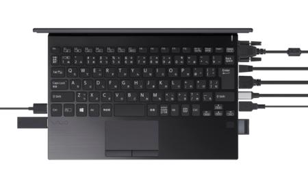 VAIO SX12 — когда в компактном и легком ноутбуке есть широкий набор портов