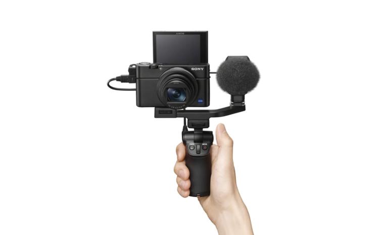 Анонсирована компактная камера премиум-класса Sony RX100 с продвинутыми функциями для влогеров