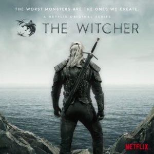 Официальный постер и фотографии Геральта, Цири и Йеннифэр из сериала Witcher / «Ведьмак» от Netflix
