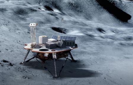 NASA готовит 12 научных проектов для полёта на Луну к 2024 году