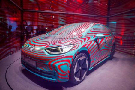 Volkswagen поделится с Ford своей модульной платформой MEB для электромобилей