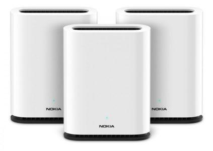 Nokia выпустила Wi-Fi Mesh-систему Beacon 1 по цене $129