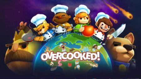 В Epic Games Store бесплатно раздают кулинарный симулятор Overcooked