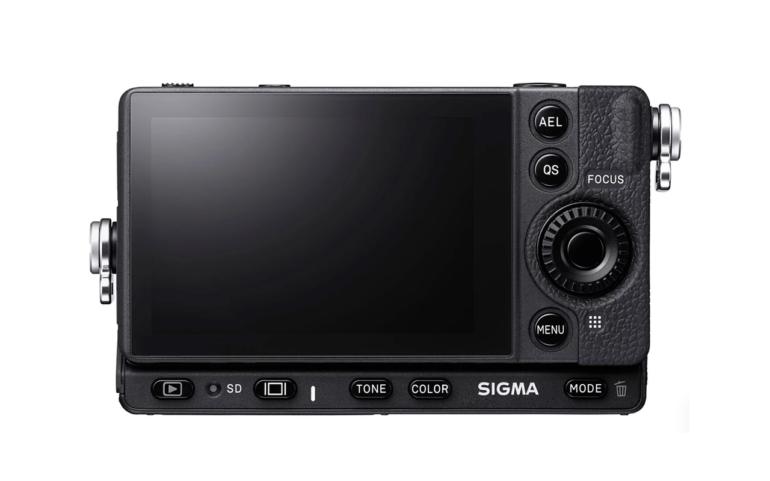Sigma fp – «самая компактная и лёгкая» полнокадровая беззеркальная камера в мире