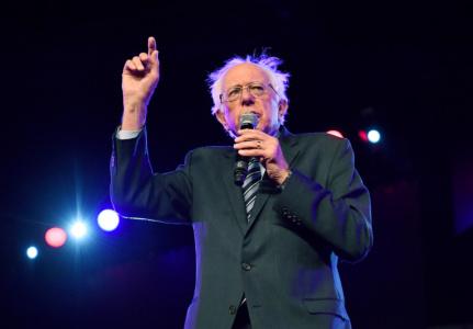 Возможный кандидат в президенты США от Демократической партии Берни Сандерс хочет запретить полиции использовать технологию распознавания лиц