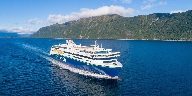 Color Hybrid — крупнейший в мире лайнер на гибридной тяге — спустили на воду