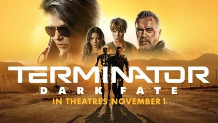 Новый трейлер и постер фильма Terminator: Dark Fate / «Терминатор: Темные судьбы» с Арнольдом Шварценеггером и Линдой Хэмилтон
