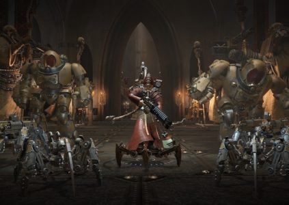 Warhammer 40,000: Inquisitor – Prophecy: ибо время близко