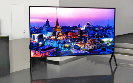 Sharp покажет на IFA 2019 «крупнейший в мире» 8K LCD телевизор с поддержкой 5G