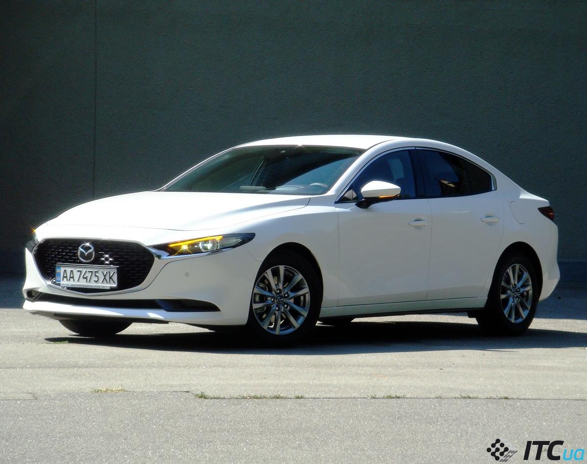 Тест-драйв Mazda3 2019: пан или пропал? (+ сравнение хэтч/седан и бензин/дизель)