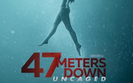 Рецензия на фильм «Синяя бездна 2» / 47 Meters Down: Uncaged