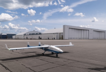 Компания UAV Turbines испытала БПЛА, оснащенный фирменным малым турбовинтовым двигателем Monarch 5