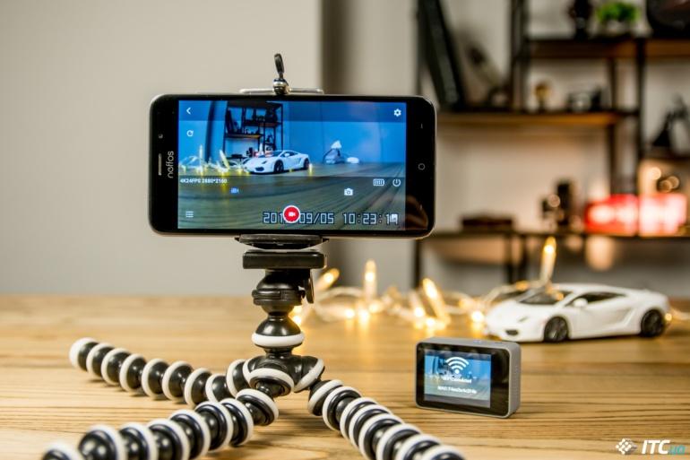 Обзор экшн-камеры AIRON ProCam 7