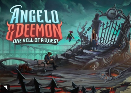 Angelo And Deemon: весёлая экскурсия по аду