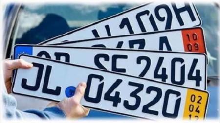 Верховная рада отсрочила штрафы за управление автомобилями на еврономерах еще на 90 дней