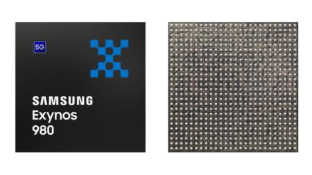 Samsung представила Exynos 980 — свою первую SoC со встроенным модемом 5G