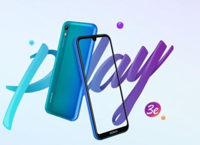 Смартфон Honor Play 3e оценивается в $100, но характеристики у него весьма скудные