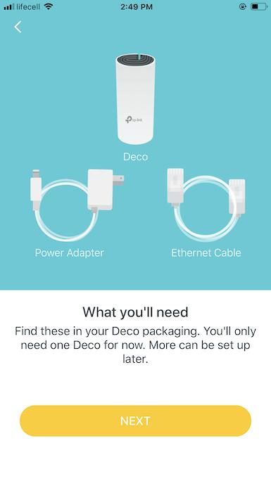 Обзор Wi-Fi Mesh-системы TP-Link Deco E3