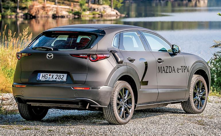 Официально: Mazda представит свой первый электромобиль на Токийском автошоу в октябре, он получит мощность 105 кВт и батарею на 35,5 кВтч