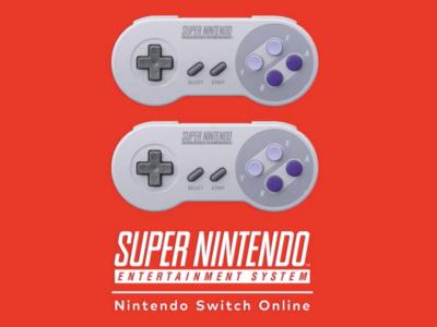 Nintendo представила беспроводной ретро-контроллер в стилистике SNES для консоли Nintendo Switch по цене $29,99