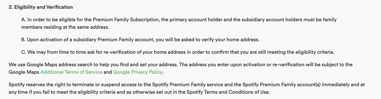 Халява закончилась. Spotify начнет запрашивать у пользователей семейной подписки подтверждение места проживания