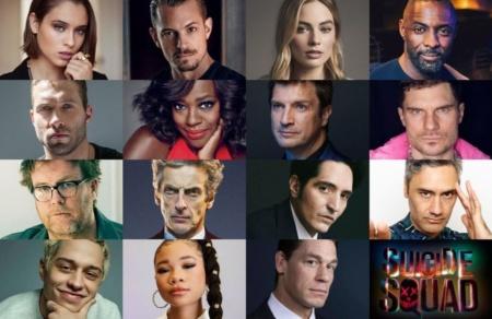 Джеймс Ганн назвал полный актерский состав фильма The Suicide Squad, там появятся Идрис Эльба, Натан Филлион, Джон Сина, Питер Капальди, Тайка Вайтити и др.